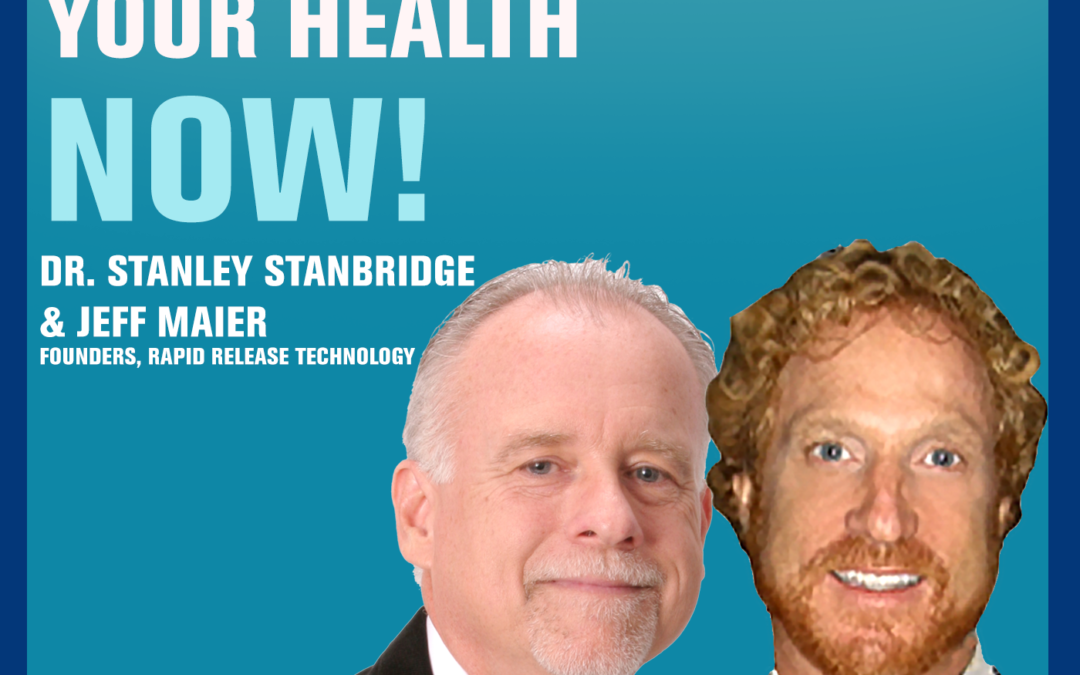 3: Rapid Release, The New Way to Heal Pain and Get moving — Dr Stanley Stanbridge and Jeff Maier
