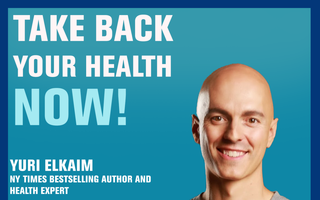 8: He Lost Almost All his Hair Overnight, What He Did Next Changed the Future of his Health — Yuri Elkiam