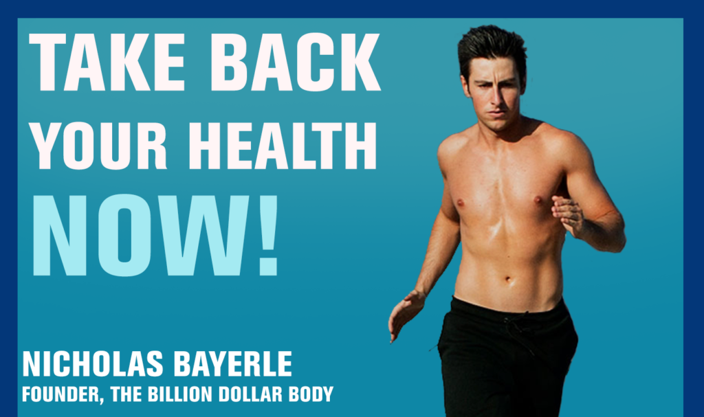 9: Is Your Body Worth a Billion Dollars? — Nicholas Bayerle