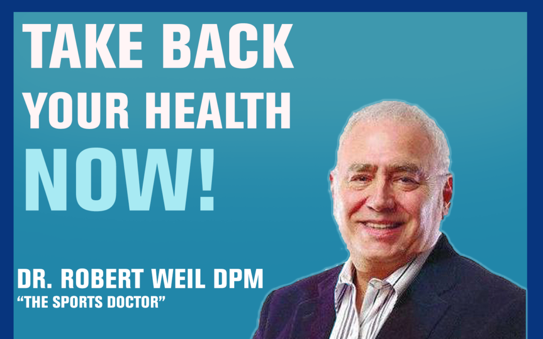 29: The Sports Doctor is In! — Dr. Robert Weil