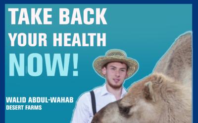 42: The Health Power of Camel Milk — Walid Abdul-Wahab