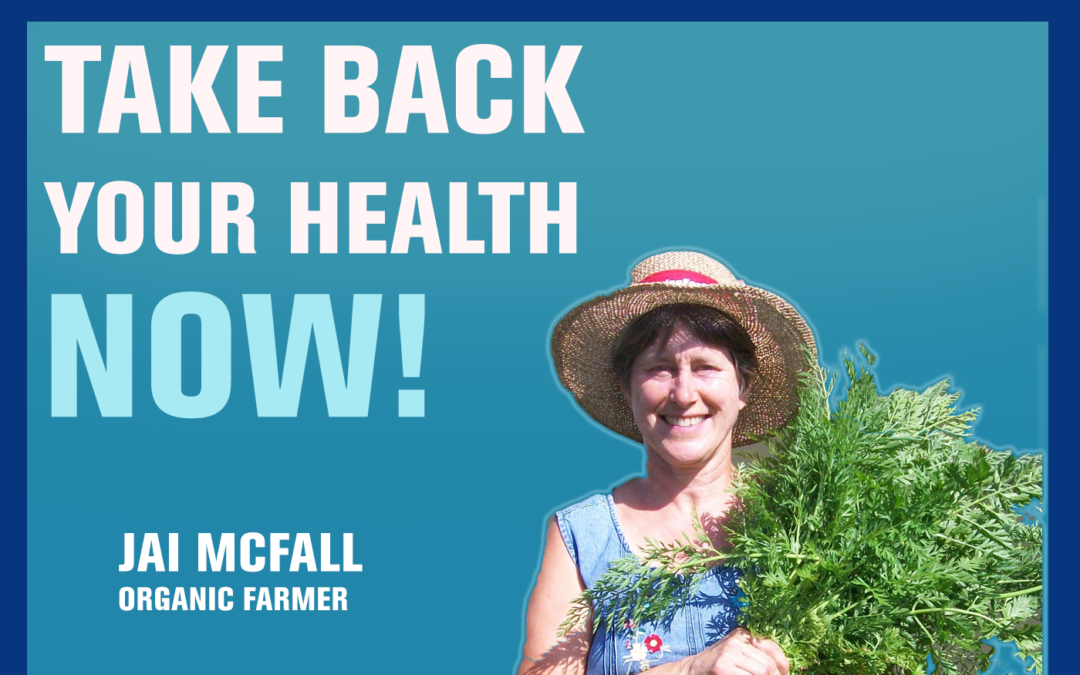 47: How Organic Farming Can Solve Nutrient Deficient Soil — Jai McFall