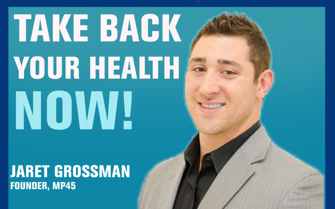 49: Starting From Where You Are to Achieve Your Fitness Goals | Jaret Grossman