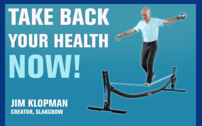 46: Optimizing Your Balance and Your Life — Jim Klopman