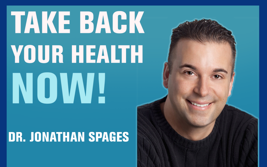 52: Taking Control of Diabetes | Dr. Jonathan Spages