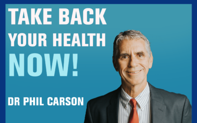 60: Medication Free: Treating Naturally | Dr. Phil Carson