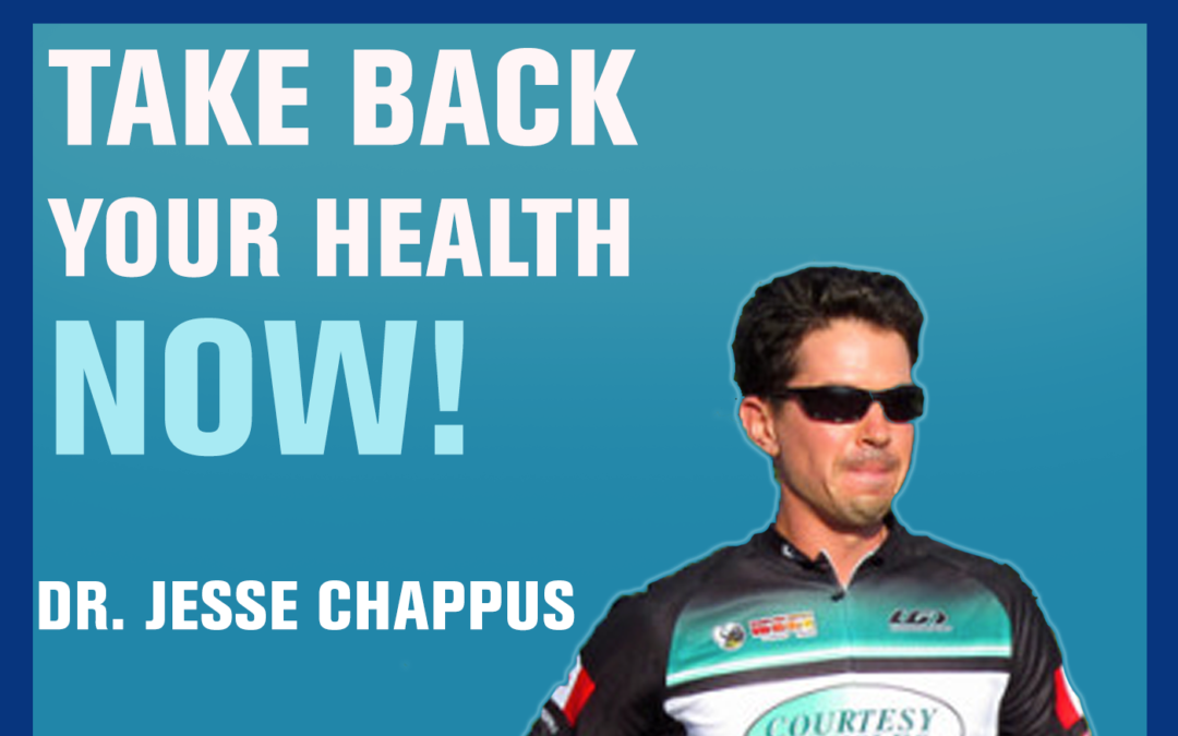 56: Living Your Healthiest Life | Jesse Chappus