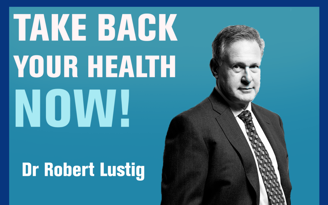 84: Do We Have a Sugar Addiction? | Dr Robert Lustig