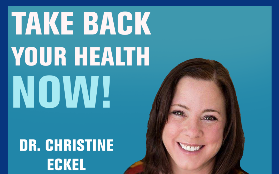 96: Breaking Down the Mystery of Our Anatomy | Dr. Christine Eckel