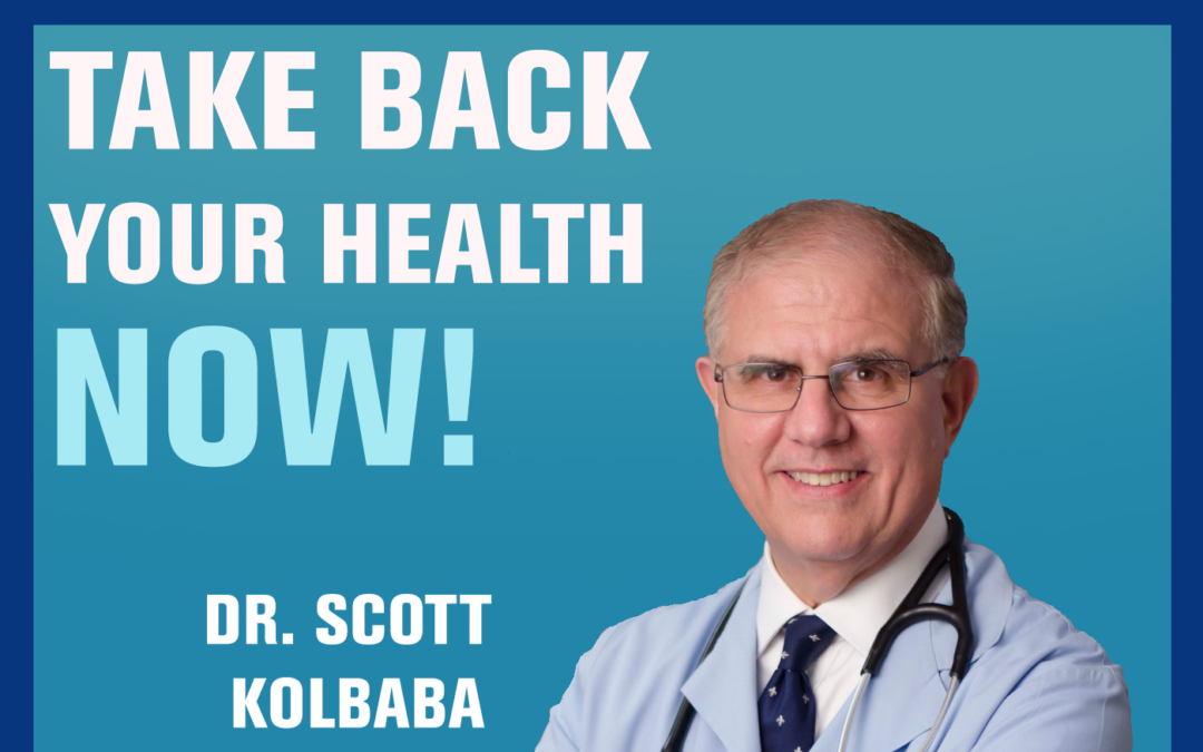 108: Physicians Untold Stories | Dr Scott Kolbaba