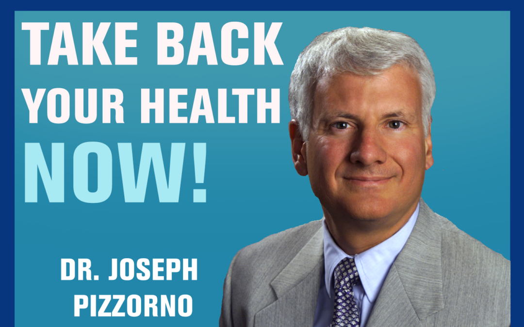 110: Have We Found a Toxin Solution? | Dr Joseph Pizzorno